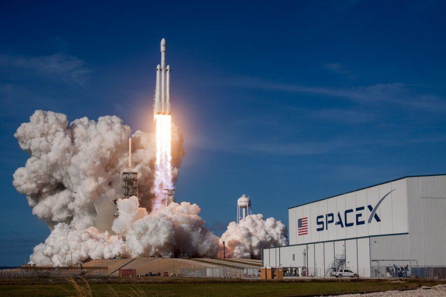 Falcon+Heavy+Demo+Mission
