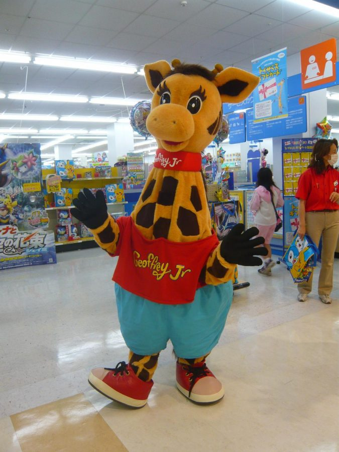 Goodbye Geoffrey The World Says Farewell To Toys R Us The Nationalist