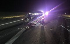 Drunk driver crashes into Turner County deputy's vehicle