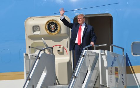 Presidential visit for fundraising campaign
