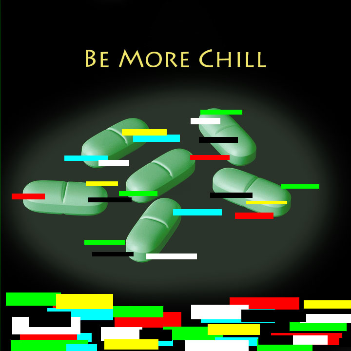It's Time to Be More Chill