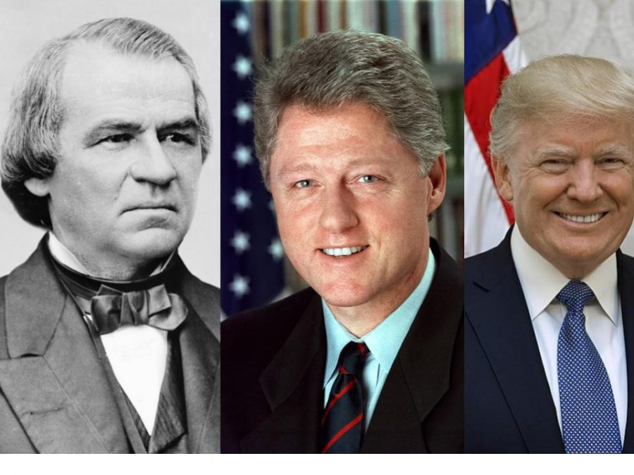 The History of US Impeachment