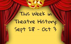 This Week in Theatre History : Sept 28 to Oct 3