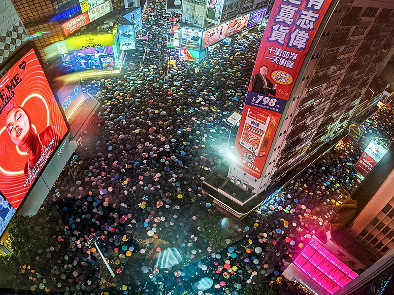 Hong Kong: A Timeline