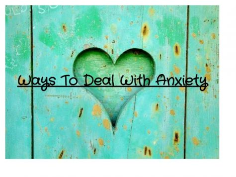 A happier you:  Ways to deal with anxiety