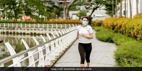 Exercising during Pandemic