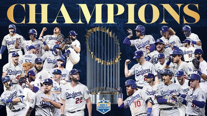 World Series Winners