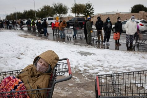 Cold Crisis in Texas