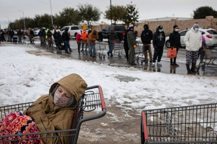 Cold Crisis in Texas