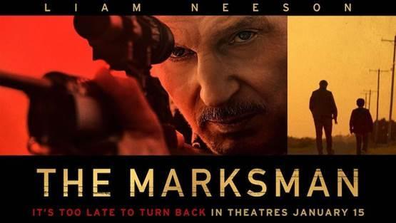 The Marksman Hits Close to Perfect