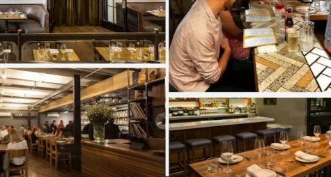 Top Five Restaurants
