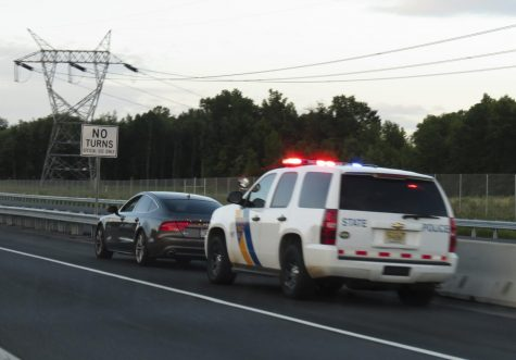 Army Lieutenant Pulled Over For Illegal Traffic Stop