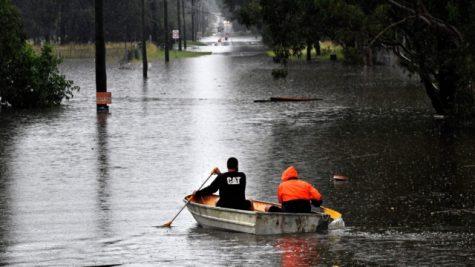 Devastations in Australia