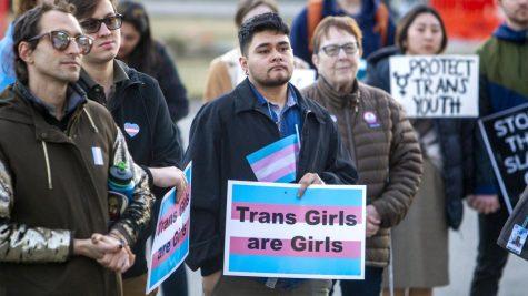 Transgender Bill Against Women